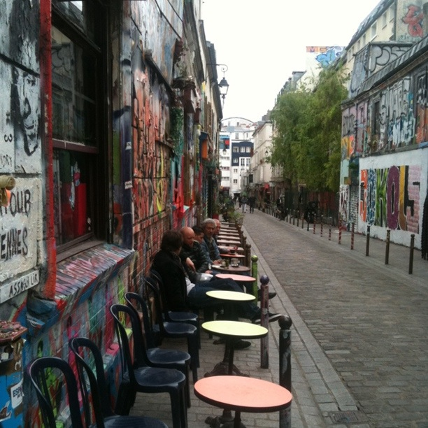 Rue Desnoyer